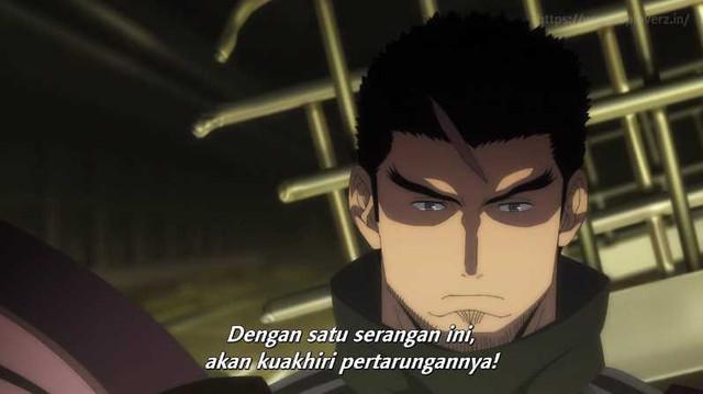 World Trigger Season 2 Episode 3 Subtitle Indonesia