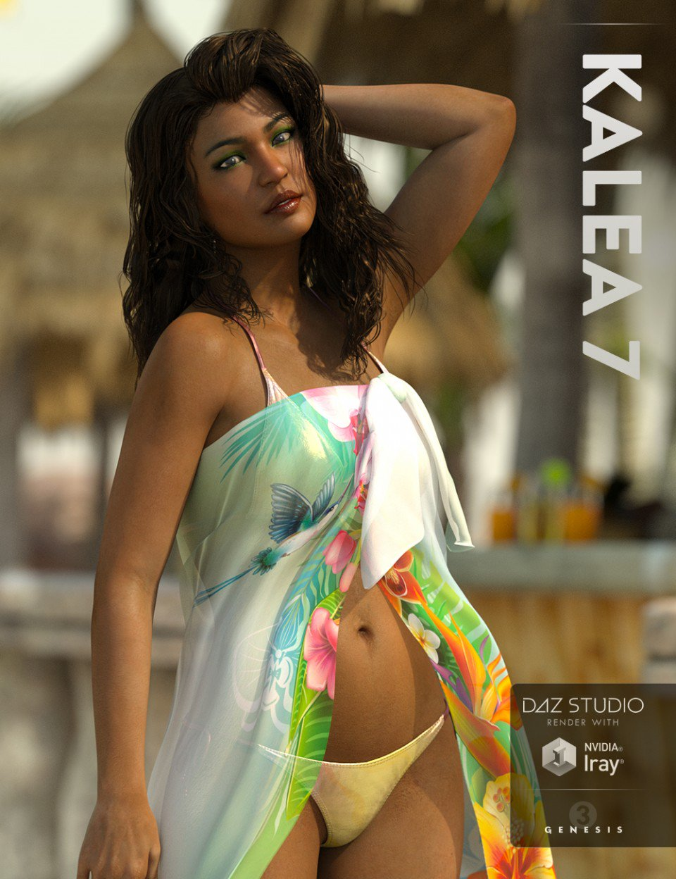 Kalea 7 with HD Addon