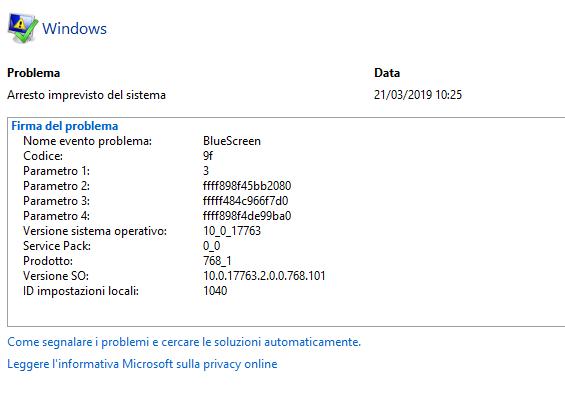 nvidia driver windows 10 problemi