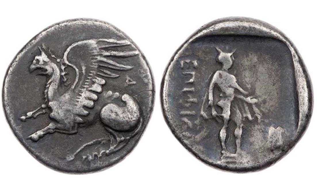 Dracma de Tracia (Abdera, 386-375 a.C.) 8-E4920-E0-E946-4608-B3-D0-43331-A247111