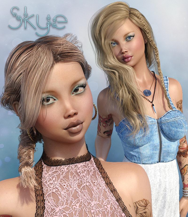 Twizted Girls: Skye