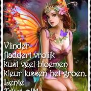 vlinder-lente