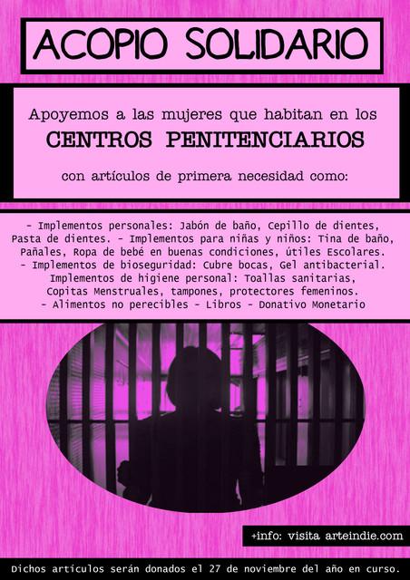 apoyo penitenciario