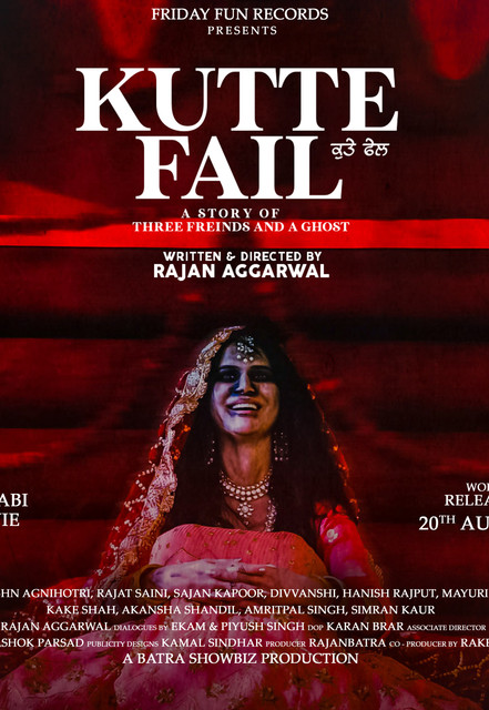 Kutte Fail (2021) Punjabi 720p WEBRip ESubs Download