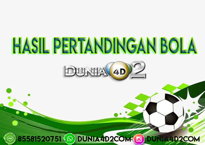 HASIL PERTANDINGAN BOLA 29 – 30 SEPTEMBER 2019