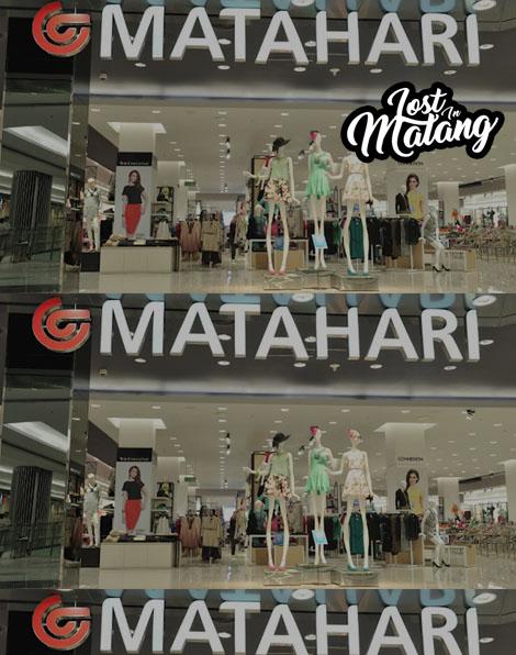 Lowongan Pekerjaan Malang, Matahari Departement Store