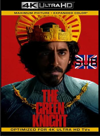 The Green Knight: El Caballero Verde (2021) WEB-DL [2160p 4K] Subtitulado [GoogleDrive]