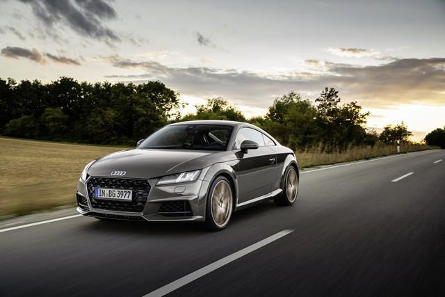 Accent sportif : l'Audi TTS competition plus A208509-medium