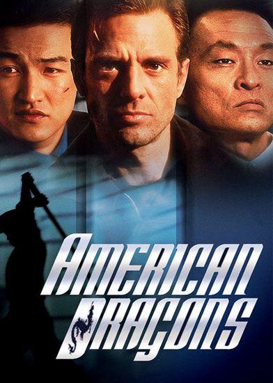 Amerykańskie smoki / American Dragons (1998) PL.WEB-DL.XviD-GR4PE | Lektor PL