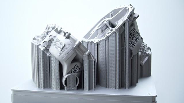 Prototype pour petites séries: boîtier E-drive de l'imprimante 3D S20-5725-fine