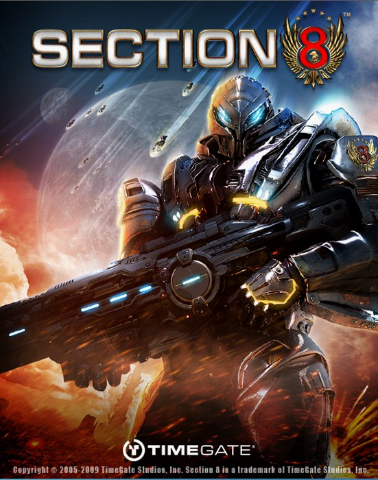 Section 8 (2009) (1С-СофтКлаб) (RUS) [RePack]