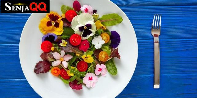 10 Bunga yang Bisa Dimakan Lengkap dengan Klaim Kesehatannya