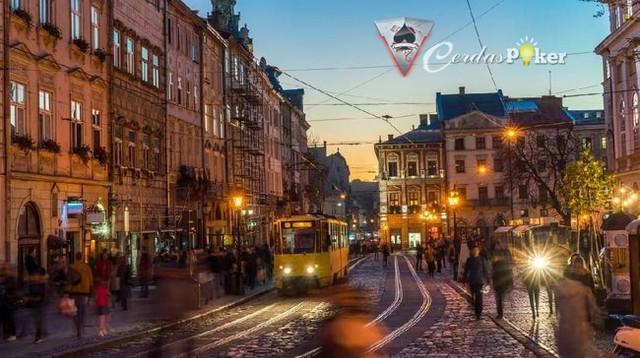 7 Rute Kereta Wisata 'Euro Trip' yang Belum Pasaran