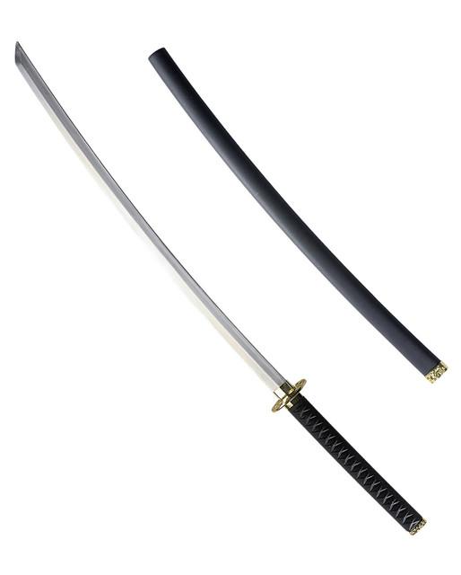 [Marine][EA] Natsume Mera Katana-samuraischwert-ninja-waffe-karnevalswaffe-asiatisches-kampfkostuem-metallic-katanas-18474-1