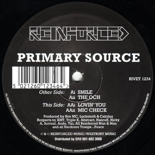Primary Source - Smile
