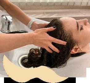 Услуга Уход за волосами