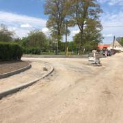 Przebudowa drogi gminnej w Warszkowie - III etap