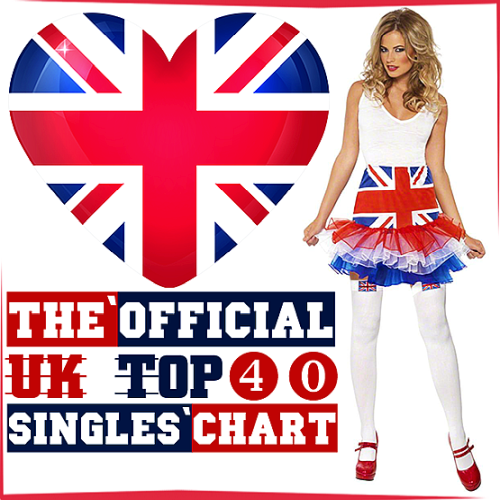 The Official UK Top 40 Singles Chart 25 December (2020)