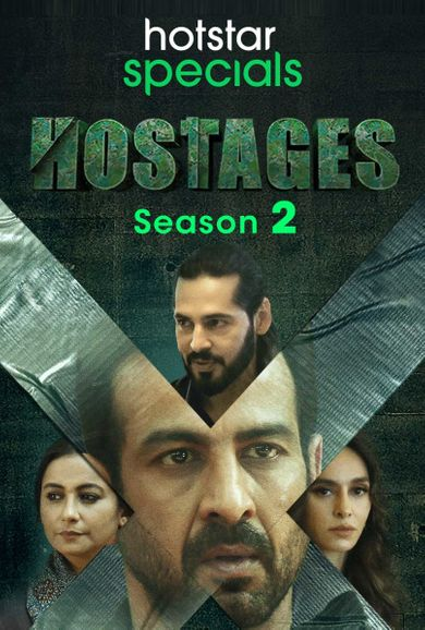 Hostages Complete Season 2