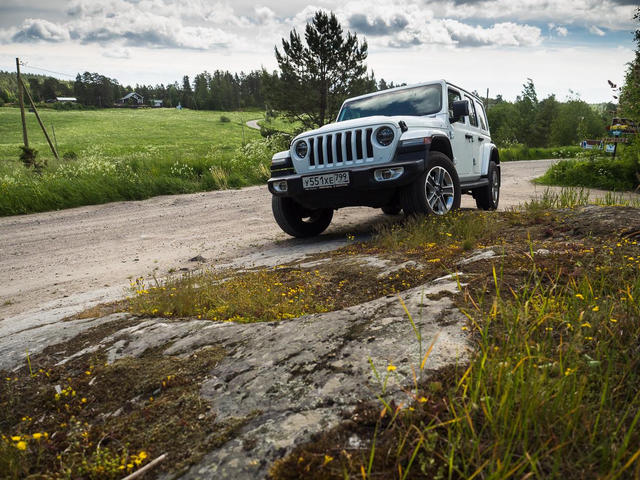 Jeep Wrangler Unlimited Sahara JL 2021