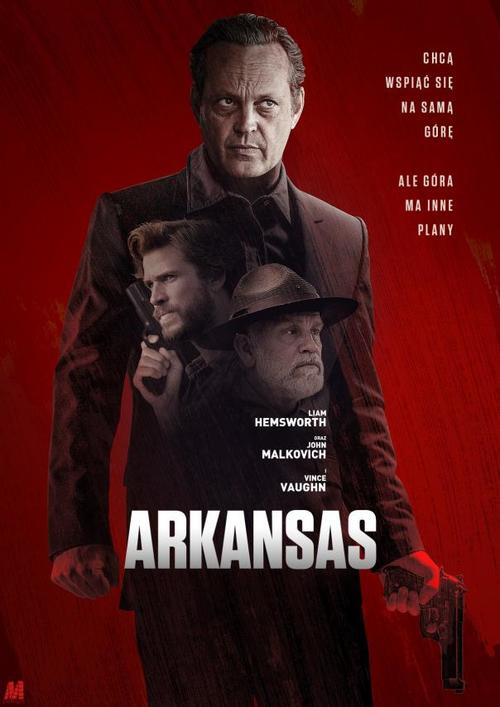 Arkansas (2020) PL.1080p.BluRay.x264.DDP5.1-FOX / Lektor PL