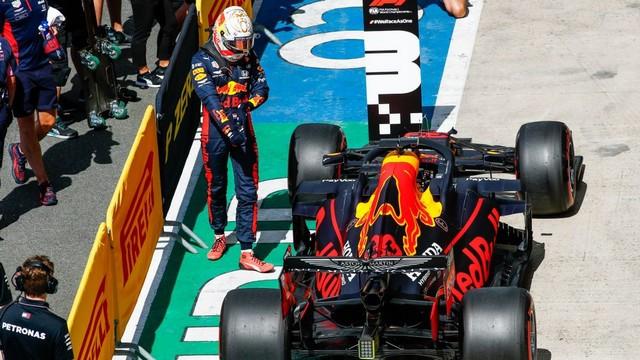 F1 GP de Grande-Bretagne 2020 (éssais libres -1 -2 - 3 - Qualifications) Max-Verstappen