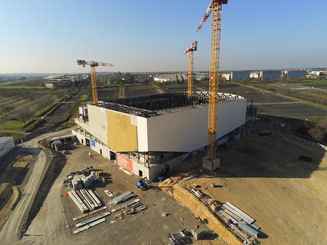 « Arena Futuroscope » grande salle de spectacles et de sports · 2022 - Page 16 102002320271