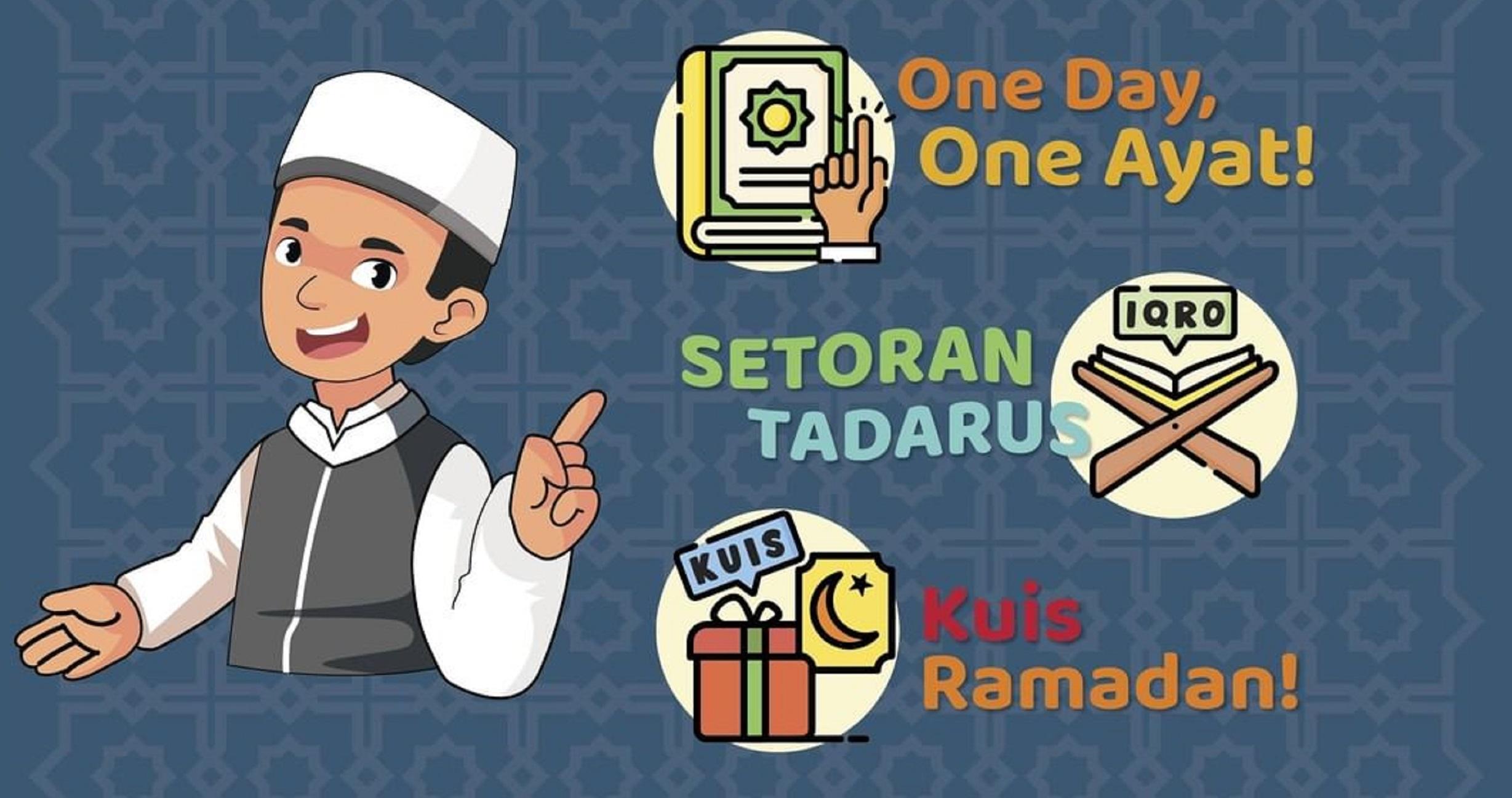 Kegiatan Bulan Ramadan Ala ChatAja di Masa Pandemi
