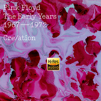 Pink Floyd – Creation: The Early Years 1967-1972 (2016)