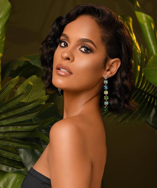 candidatas a miss earth dominican republic 2021. final: 31 de agosto. 6