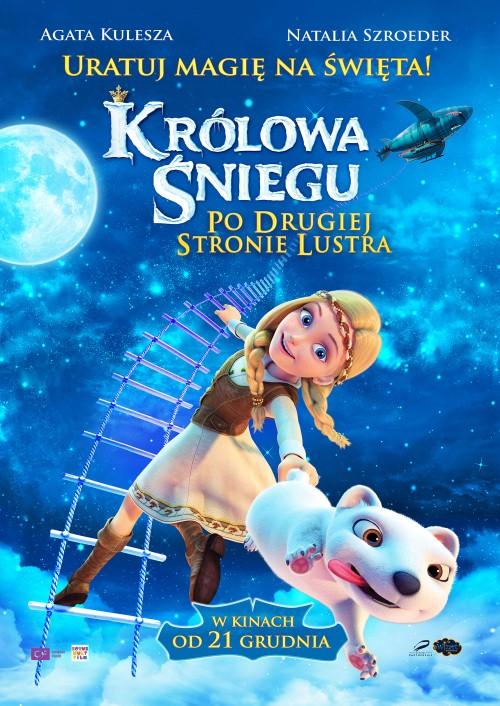 Królowa Śniegu. Po drugiej stronie lustra / Snezhnaya koroleva: Zazerkale (2018) PLDUB.WEB-DL.XviD-KiT / Dubbing PL