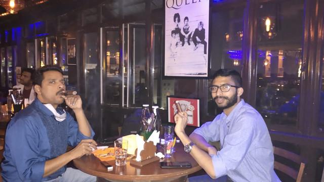 Cigar and Malt Bangalore