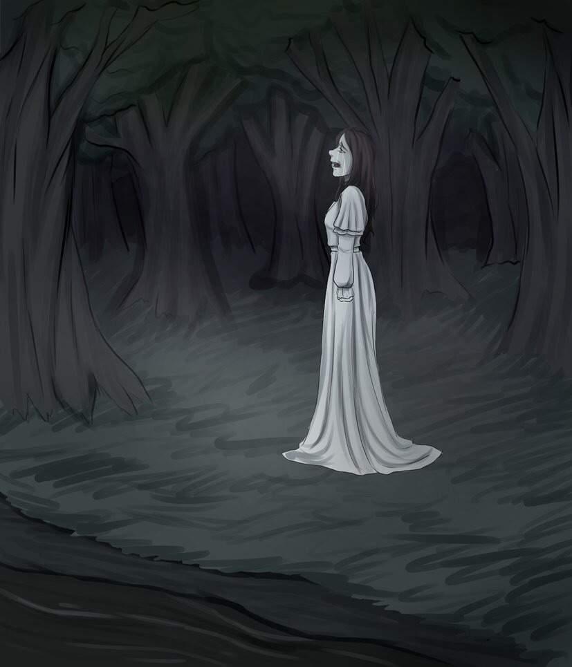 La Llorona, desenho