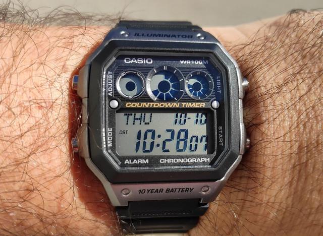 Relógio do Dia - Página 36 Casio1300