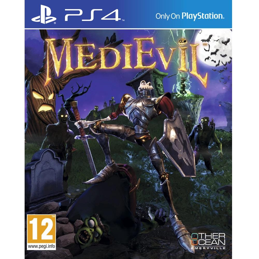 PS4 MediEvil (Basic) Digital Download
