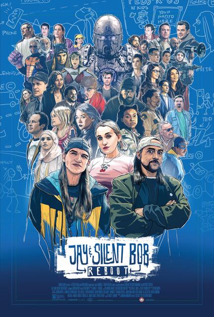 Sessiz ve Derinden 2 - Jay and Silent Bob Reboot 2019 1080p NF WEB-DL DUAL DD+5.1 H.264 Türkçe Dublaj