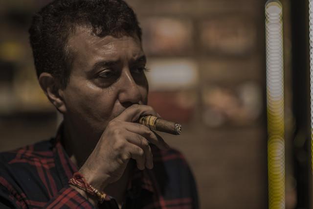 cigar lounge delhi