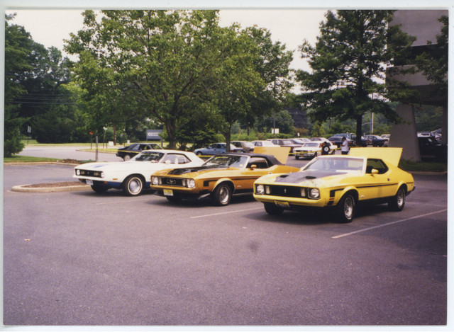 New Jersery Mustang Club MCA National Show July 3 5 1998437