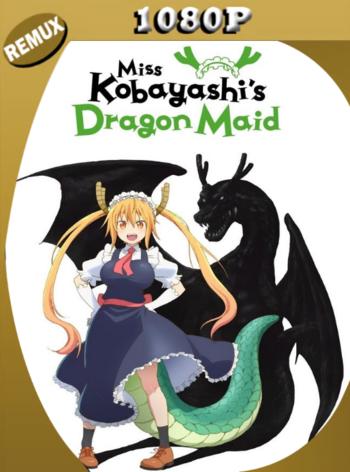Miss Kobayashi's Dragon Maid (2017) Temporada 1 BDRemux [1080p] Latino [GoogleDrive]
