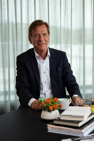 Volvo Cars s'associe à sa ville natale, Göteborg, pour l'aider à atteindre la neutralité climatique 257533-H-kan-Samuelsson-Volvo-Cars-President-Chief-Executive
