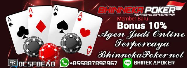 BhinnekaPoker.com | Agen Poker Online Terbaik dan Terpercaya New-12