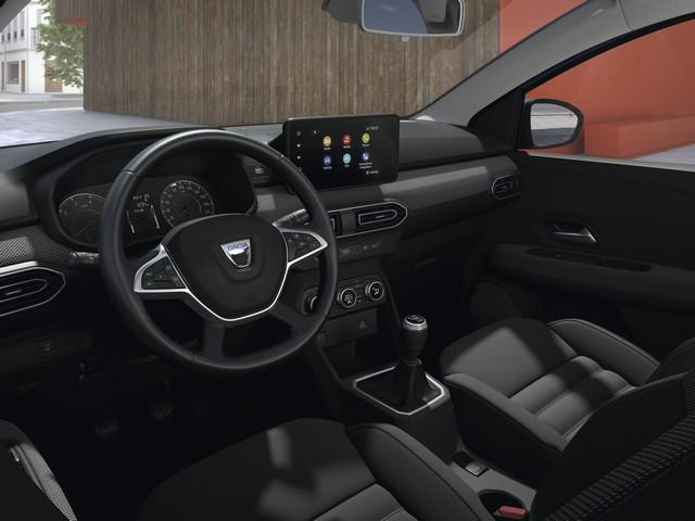 Nouvelle Sandero, Sandero Stepway Et Logan : Dacia Redéfinit L'automobile Essentielle Et Contemporaine 2020-NOUVELLE-DACIA-SANDERO-2
