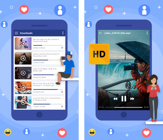 Video Downloader for Facebook - 2