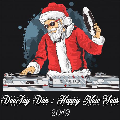 Скриншот DeeJay Dan - Happy New Year 2K!9 [2018, MP3, 320 kbps]