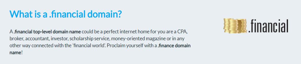 dot-financial