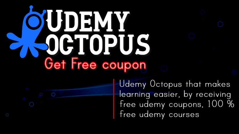 Python Programming Bootcamp 2019 [Free udemy coupon] - Udemy Octopus