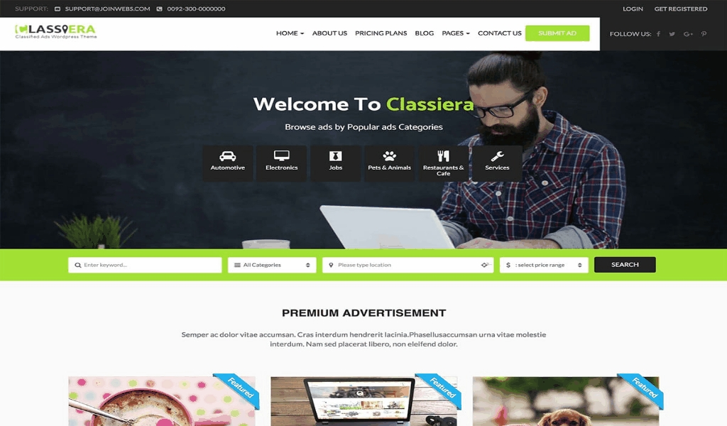 Custom Websites Security Software