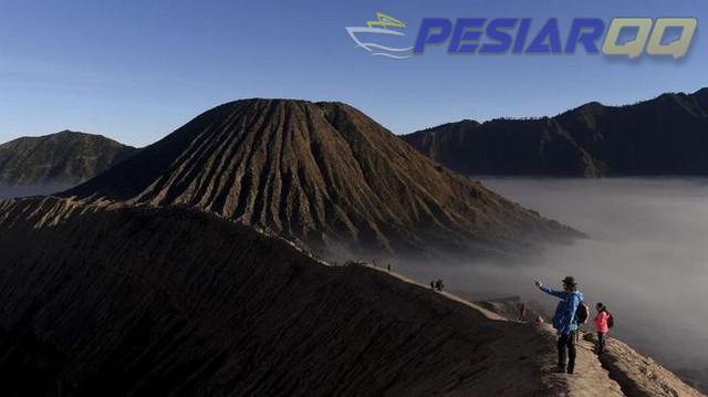 Gunung Bromo Juga Butuh Istirahat