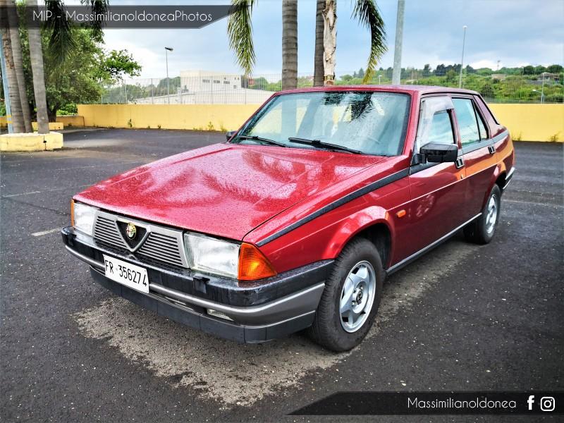 Parking Vintage - Pagina 5 Alfa-Romeo-75-1-8-120cv-87-FR356274-120-500-4-3-2019-1