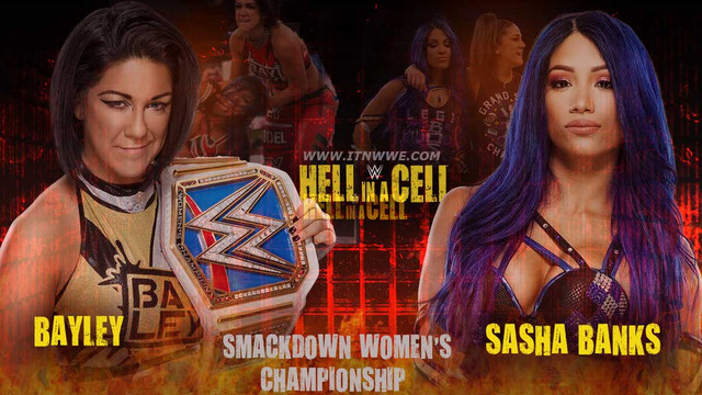 Bayley (c) vs. Sasha Banks